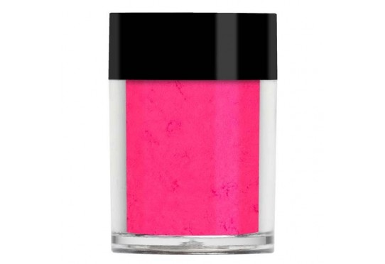 Розовый Неоновый Lecente Snakebite Neon Nail Pigment (8 г)