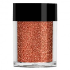 Бурштиновий ультрадрібний металевий Глітер Lecente™ Amber Micro Fine Glitter (8г)