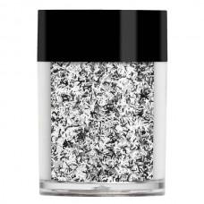 Серебристые полоски Lecente™ Silver Glitter Strands (8 г)