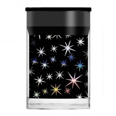 Дизайнерская фольга Lecente™ North Star Nail Art Foil (1,5 м)