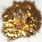 Мультирозмірний Глітер Lecente Sahara Glitter Strands Сахара (8г) Фото 3
