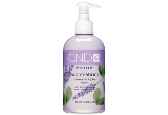 Лосьон для рук и тела CND Scentsations Лаванда и жожоба 245 мл