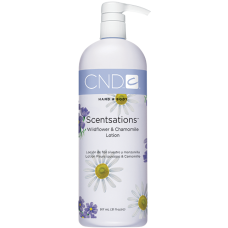 Лосьйон для рук і тіла CND™ Scentsations™ Польові квіти і ромашка 917 мл