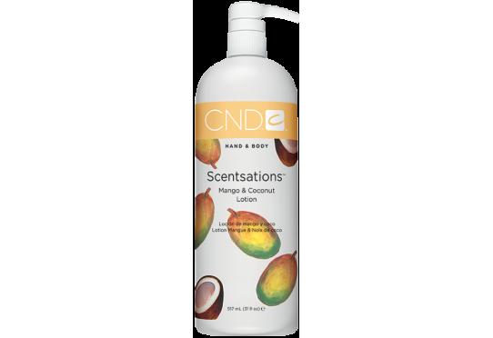 Лосьон для рук и тела CND Scentsations Манго и кокос