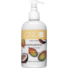 Лосьон для рук и тела CND™ Scentsations™ Манго и кокос)