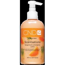 Лосьон для рук и тела CND™ Scentsations™ Мандарин и лемонграсс 245 мл