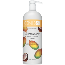 Лосьон для рук и тела CND™ Scentsations™ Манго и кокос 917 мл