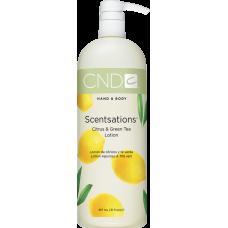 Лосьон для рук и тела CND™ Scentsations™ Цитрус и зеленый чай 917 мл