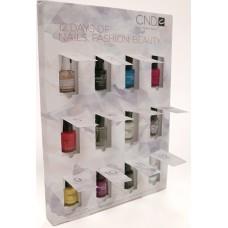 Набор пробников CND Holiday Nails Fashion Beauty
