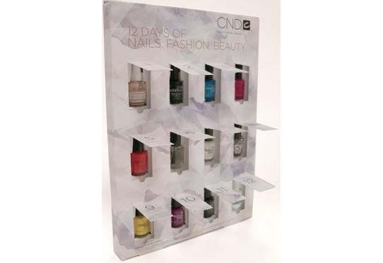 Набір пробників CND™ Holiday Nails Fashion Beauty Фото 1