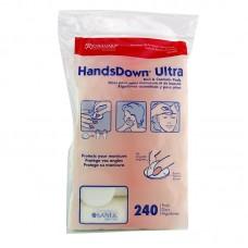 Безворсовые салфетки HandsDown Ultra (240шт./уп)