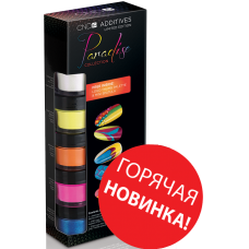 Набор пигментов CND™ Additives Paradise Collection Summer 2014
