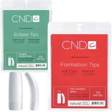 Типсы CND™ (100шт./уп) (ЛЮБЫЕ НА ВЫБОР)