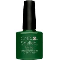 CND Shellac Palm Deco