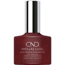 Гель-лак CND™ Shellac™ Luxe Dark Lava