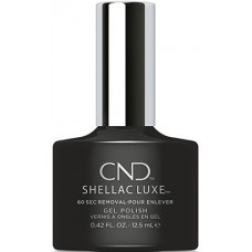 Гель-лак CND™ Shellac™ Luxe Black Pool