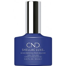 Гель-лак CND™ Shellac™ Luxe Blue Eyeshadow