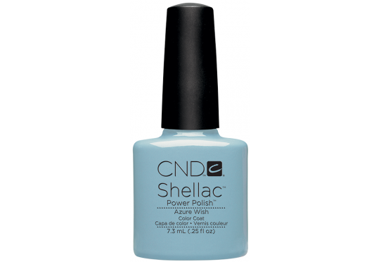 Гель-лак CND™ Shellac™ Azure Wish