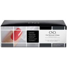 Спонжи с фольгой CND™ Foil Remover Wraps Shellac (250шт./уп)