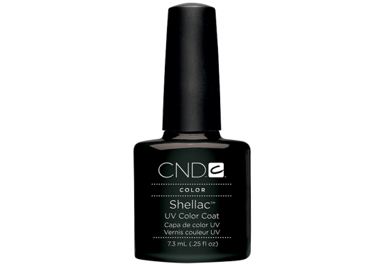 Гель-лак CND™ Shellac™ Black Pool Фото 1
