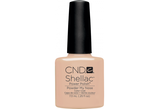 Гель-лак CND™ Shellac™ Powder My Nose Фото 1