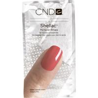 Самоклеющие спонжи CND Shellac Remover Wraps (10 шт)