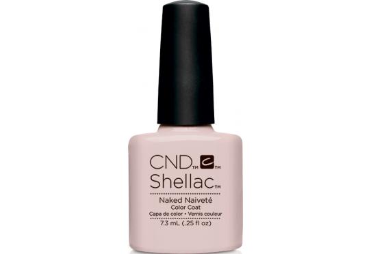 Гель-лак CND™ Shellac™ Naked Naivete