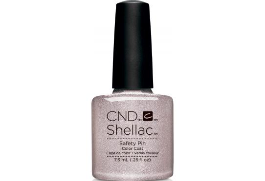 Гель-лак CND™ Shellac™ Safety Pin Фото 1
