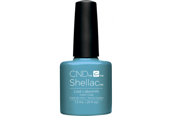 Гель-лак CND Shellac Lost Labyrinth