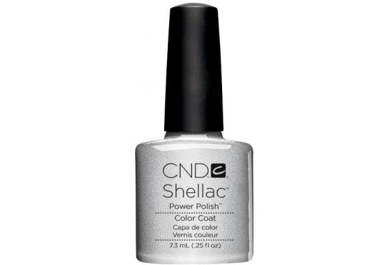 Гель-лак CND™ Shellac™ Silver Chrome Фото 1