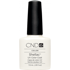 Гель-лак CND Shellac Studio White