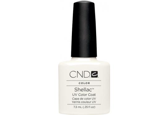 Гель-лак CND™ Shellac™ Studio White Фото 1