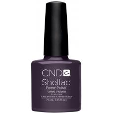 Гель-лак CND Shellac Vexed Violette