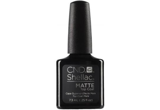 Матовый закрепитель Шеллак CND™ Shellac™ Matte Top Coat Фото 1