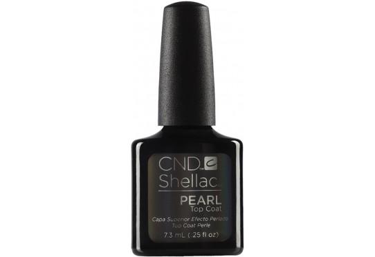 Закрепитель перламутровый CND™ Shellac™ Pearl Top Coat