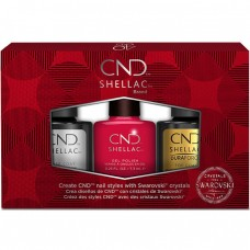 Набор CND Shellac 40th Anniversary Shellac Pro Kit