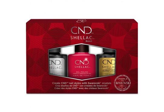 Набор CND™ Shellac™ 40th Anniversary Shellac Pro Kit Фото 1