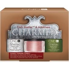 Набор Charmed Limited #1 (2 гель-лака и пигмент)