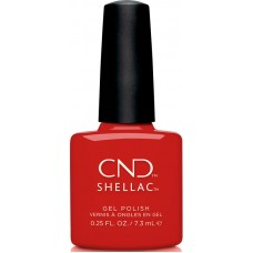 Гель-лак CND Shellac Devil Red