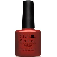 CND Shellac Brick Knit 7,3 мл
