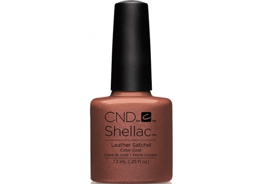Гель-лак CND™ Shellac™ Leather Satchel