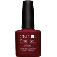 CND Shellac Oxblood 7,3 мл