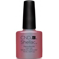 Гель-лак CND Shellac Patine Buckle