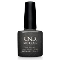 CND Shellac Powerful Hematite
