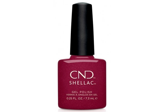 Гель-лак CND Shellac Rebellious Ruby