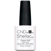 CND Shellac Cream Puff 15 мл