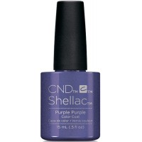 CND Shellac Purple Purple 15 мл