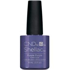 Гель-лак CND Shellac Purple Purple (15мл)