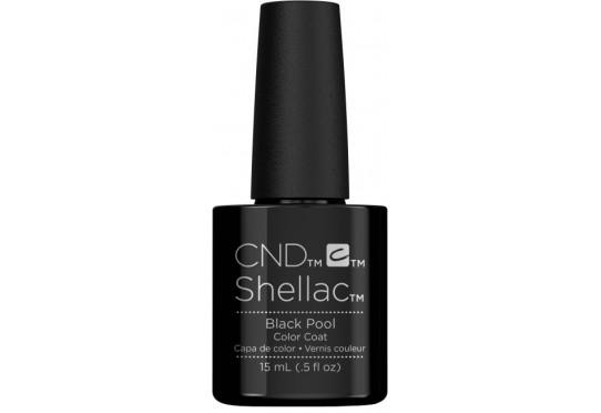 Гель-лак CND™ Shellac™ Black Pool (15мл) Фото 1