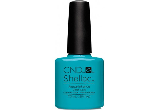 Гель-лак CND™ Shellac™ Aqua-intance